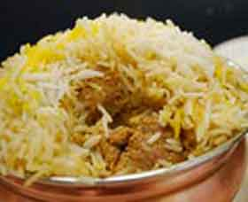 south indian biryani Malabar Biryani