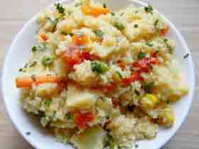 Upma the Indian breakfast food wins $100,000- in a cooking contest